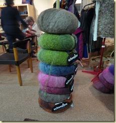 handgesponnen wol