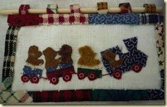 miniatuur patchwork