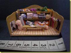 miniatuur stoffenwinkel