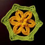 Narcis granny square