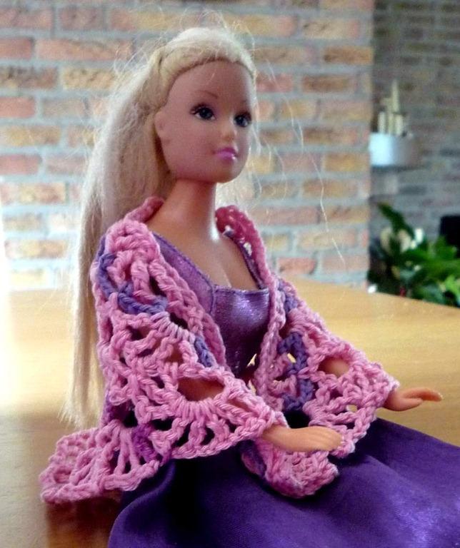 Gratis Patroon Barbiekleertjes Haken Best Picture Of Barbie