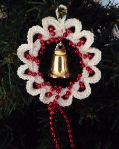 Kersthanger haken