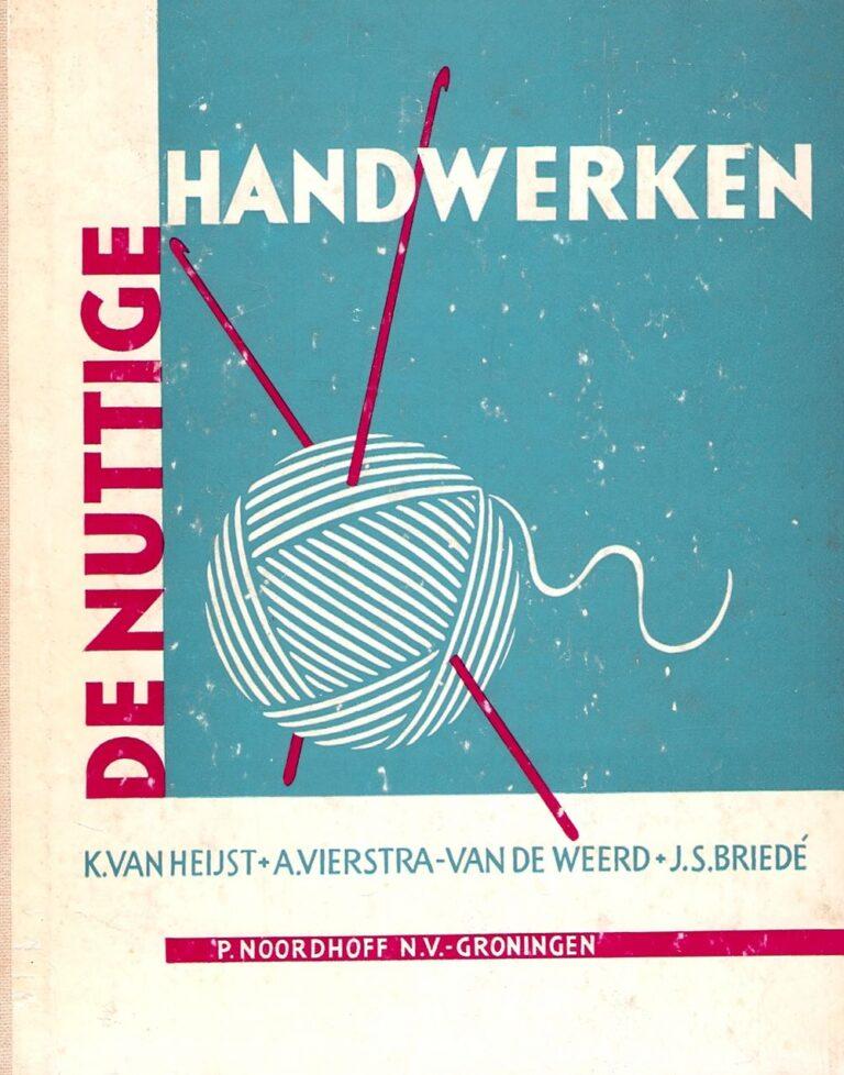 Lesboek handwerk