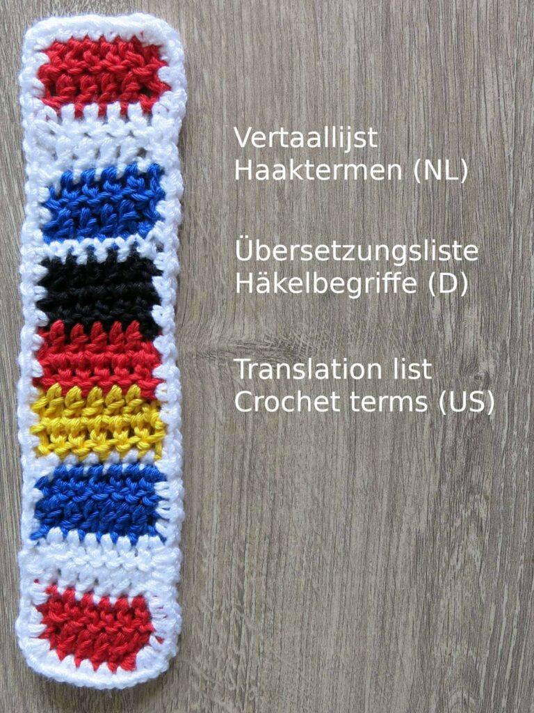 Haaktermen vertaallijst