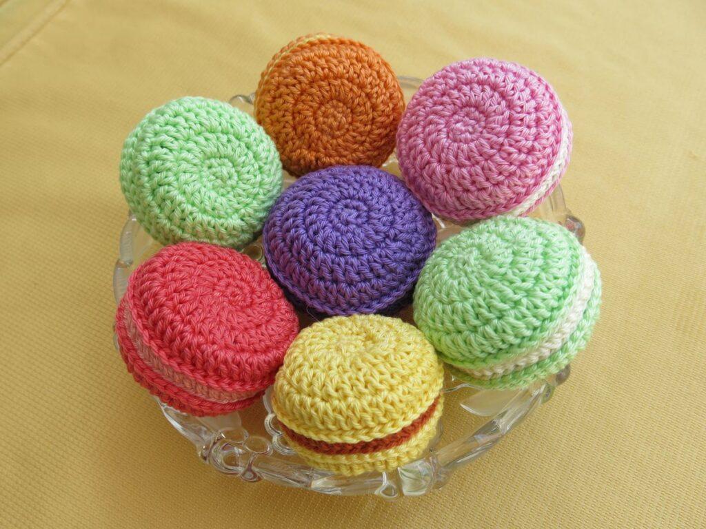 Macarons haken - IMG_4476