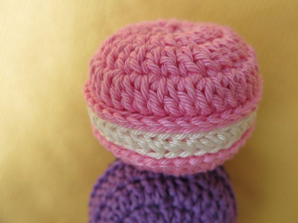 Macarons haken - IMG_4495