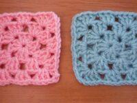 Aan elkaar naaien of haken van granny squares