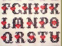 Harten alfabet