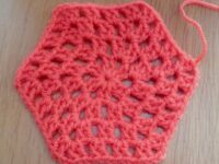 Basispatroon zeshoek granny square